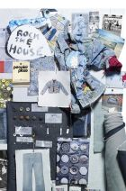 True to the Blue collage by Hilfiger Denim