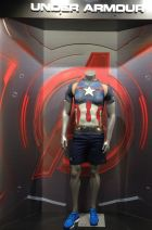 Under Armour's Marvel capsule collection at Maxi Sport