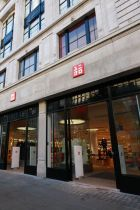 Uniqlo flagship on 311 Oxford Street