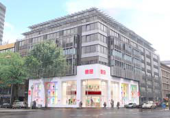 Uniqlo to open in Berlin in spirng 2014