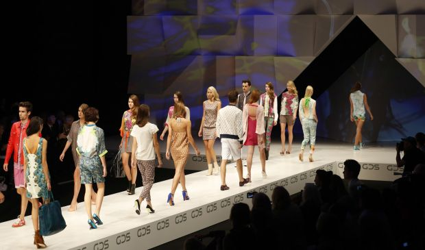 Upper Style fashion show