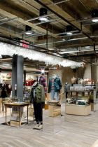 Urban Outfitters retail space in New York