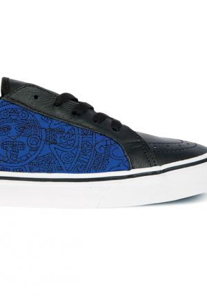Vans collaborate with Metallica to create a shoe collection