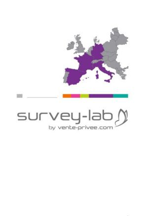 Vente Privee's new trend research laboratory: Survey Lab