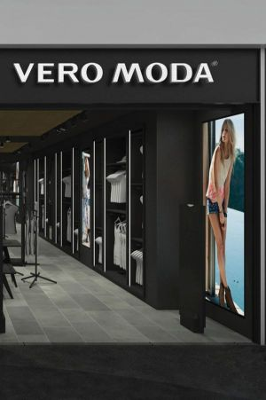 Vero Moda's new Black Concept.