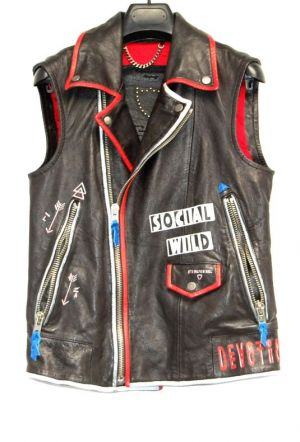 Vest of the Something Outrageous collection
