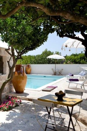 WP Relais in the Salento area