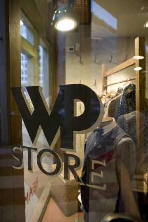 WP opens store in Seoul