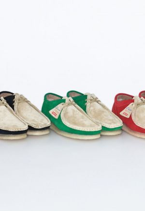 Wallabee collection