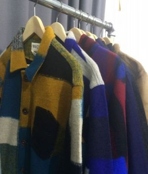 Woolen shirts at BWGH