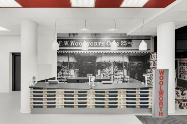 Woolworth Munich opens with a new look
