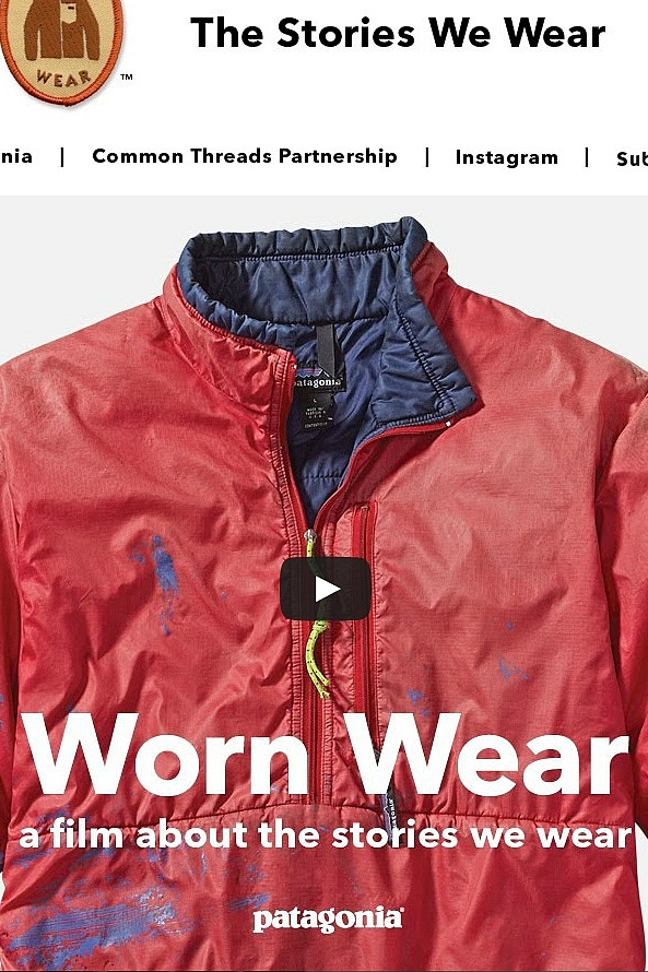 Stories Black Friday Patagonia Celebrates Quality Instead Of Quantity
