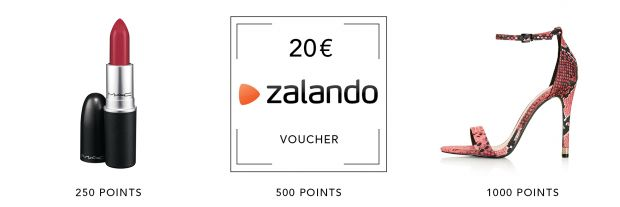 Zalando and MAC are some of the brands that are supporting the CovetMe app