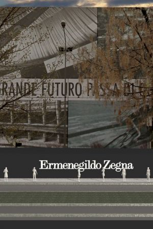 Zegna Mood Board City Life