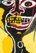 by Jean-Michel Basquiat