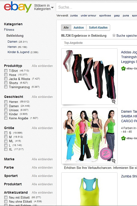 Stories Ebay With New Functions And A Focus On Local Commerce