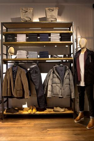 first Industrie store recently opened in London