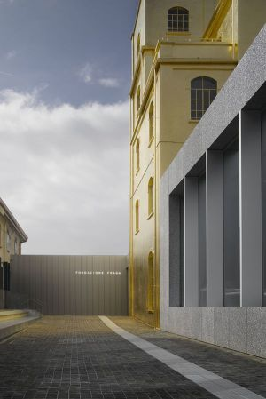 new headquarters of Fondazione Prada opened in Milan