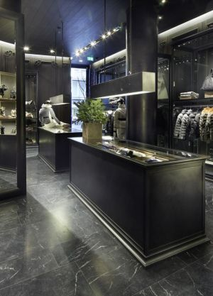 new Moncler store in Frankfurt am Main