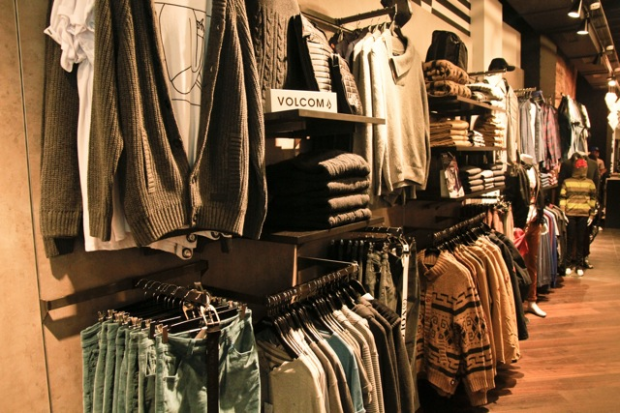 new Volcom store in Spain