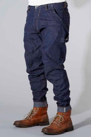 new born denim label Endrime