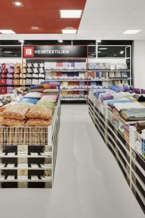 new look of Woolworth in Munich