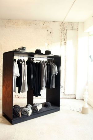 new pop-up store in London: Monochrome