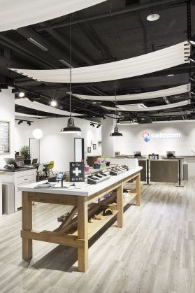 swisscom by Umdasch Shop Fitting