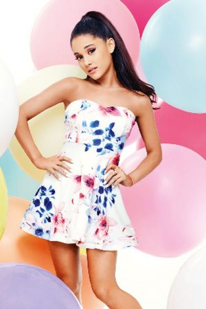 Ariana Grande for Lipsy