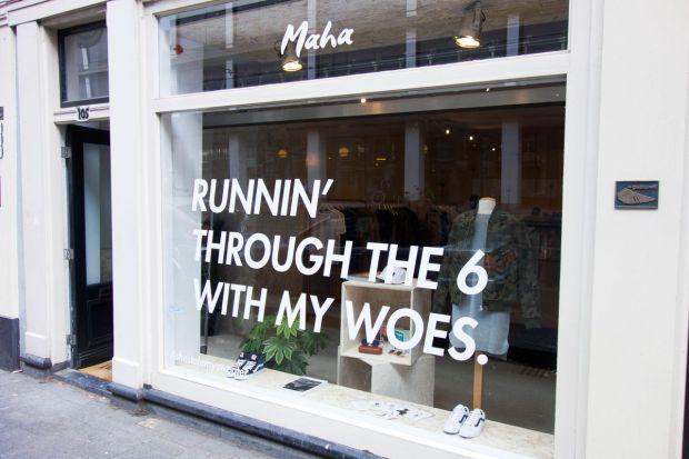Retailer to watch: Saskia van Hofwegen & Dian Iskandar, Maha Amsterdam