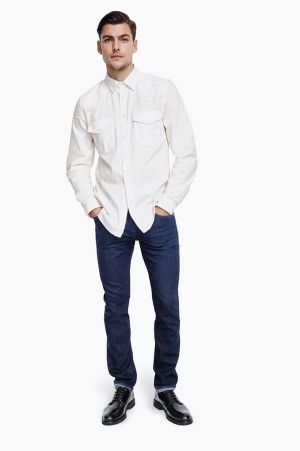 7 For All Mankind: new menswear denim range Foolproof