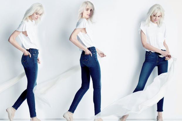 7 For All Mankind debuts b(air) denim