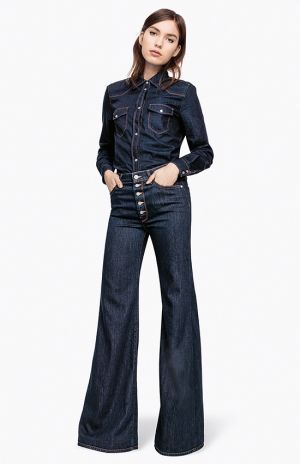 7 for all Mankind summer look
