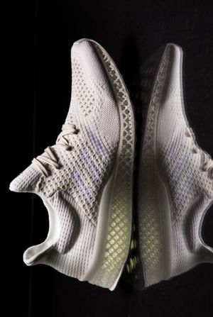 A Futurecraft 3D prototype by Adidas