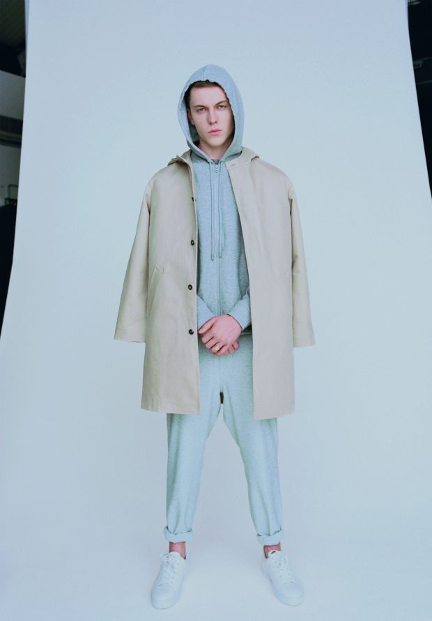 A.P.C. X Outdoor Voices lookbook