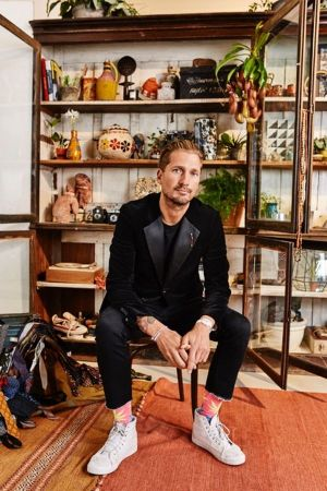 Alex Jaspers, Scotch & Soda's international sales manager