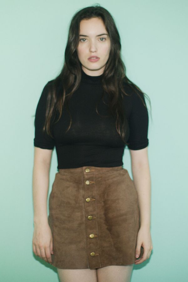 American Apparel fall 2015 lookbook