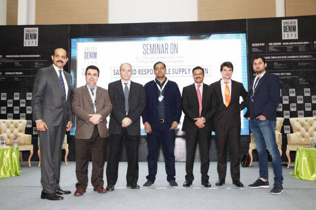 Bangladesh Denim Expo offers discussion and seminars