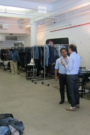 Blueprint show debuted in New York's Meatpacking District