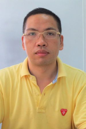 Boris Lu, operations manager Asia