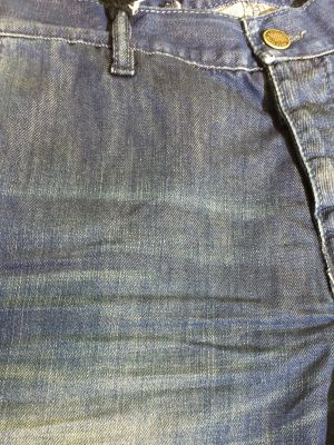 Bossa's cool touch 100% cotton denim