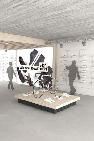 Boxfresh Showroom in Düsseldorf