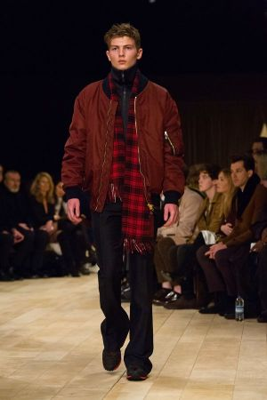 Burberry menswear fall/winter 2016-17