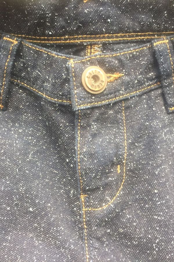 Calik's wool denim