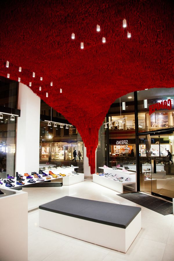 Camper's 'Together' store in Munich