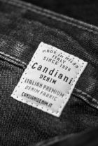Candiani Denim label