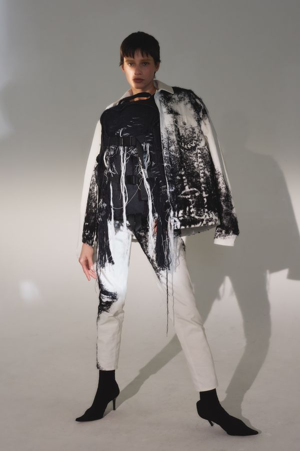 Cheap Monday x Faustine Steinmetz collection