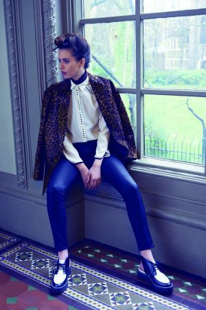 Clarks x Victoria and Albert museum collaboration FW'15