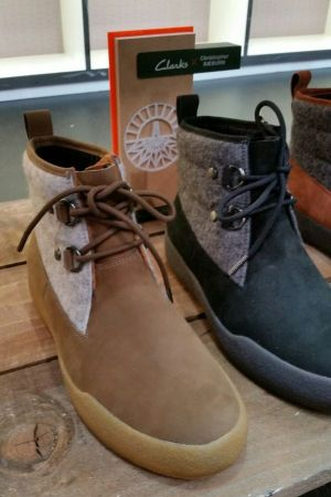 Clarks x Christopher Raeburn fall/winter 2016-17