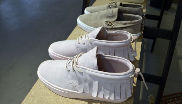 Clear Weather Footwear
